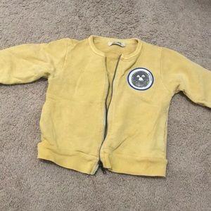 bobo choses jacket size 2-3y